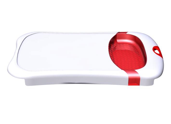 Design accessori per cucina tagliere estensibile con vaschetta - Design accessori cucina ...